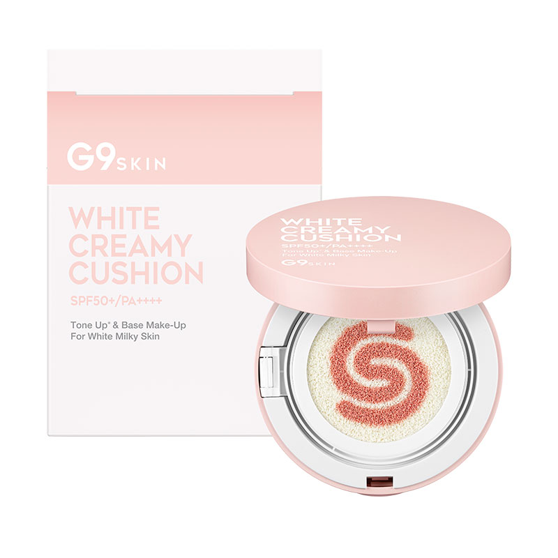 G9 SKIN WHITE CREAMY CUSHION