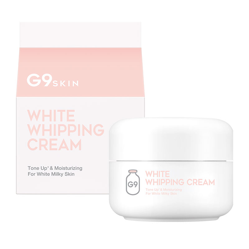 G9 SKIN WHITE WHIPPING CREAM