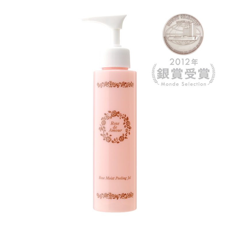 ROSE MOIST PEELING GEL