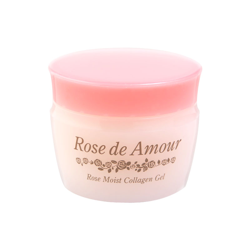 ROSE MOIST COLLAGEN GEL